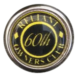 The Official Reliant Owners Club 60th Birthday